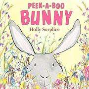 PEEK-A-BOO BUNNY by Holly Surplice