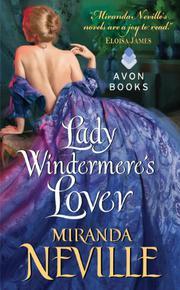 LADY WINDERMERE'S LOVER by Miranda Neville