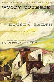 Book Cover for HOUSE OF EARTH