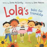 LOLA'S RULES FOR FRIENDSHIP by Jenna McCarthy