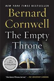 THE EMPTY THRONE by Bernard Cornwell
