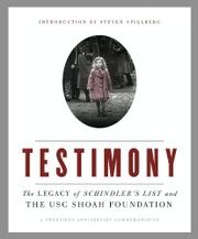 TESTIMONY by USC Shoah Foundation