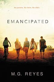 EMANCIPATED by M.G. Reyes