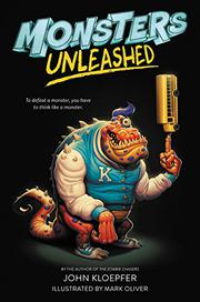MONSTERS UNLEASHED by John Kloepfer