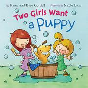 TWO GIRLS WANT A PUPPY by Ryan Cordell