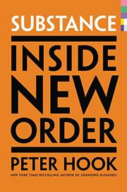 SUBSTANCE by Peter Hook