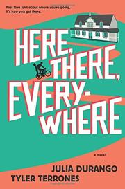 HERE, THERE, EVERYWHERE by Julia Durango