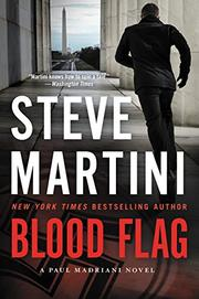 BLOOD FLAG by Steve Martini