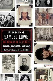 FINDING SAMUEL LOWE by Paula Williams Madison