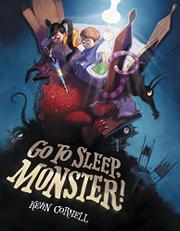 GO TO SLEEP, MONSTER! by Kevin Cornell