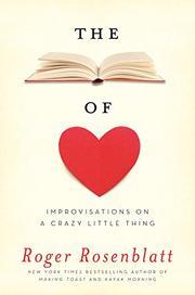 THE BOOK OF LOVE by Roger Rosenblatt