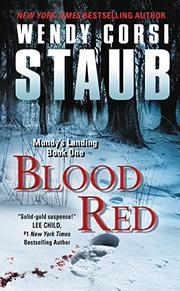 BLOOD RED by Wendy Corsi Staub