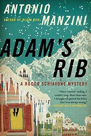 ADAM'S RIB by Antonio Manzini