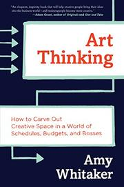ART THINKING by Amy Whitaker