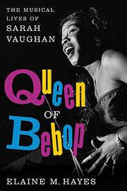 QUEEN OF BEBOP by Elaine M.  Hayes