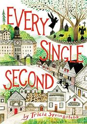 EVERY SINGLE SECOND by Trisha Springstubb