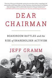 DEAR CHAIRMAN by Jeff Gramm