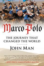 MARCO POLO by John Man