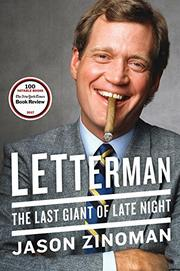 LETTERMAN by Jason Zinoman