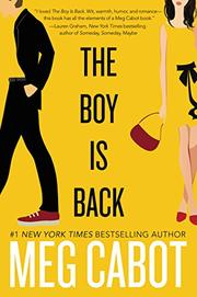 THE BOY IS BACK by Meg Cabot