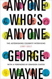 ANYONE WHO'S ANYONE by George  Wayne