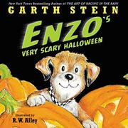 ENZO'S VERY SCARY HALLOWEEN by Garth Stein