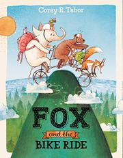 FOX AND THE BIKE RIDE by Corey R. Tabor
