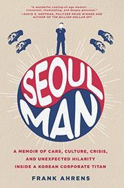 SEOUL MAN by Frank Ahrens