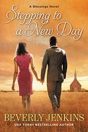 STEPPING TO A NEW DAY by Beverly Jenkins