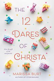 THE 12 DARES OF CHRISTA by Marissa Burt