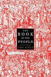 THE BOOK OF THE PEOPLE by A.N. Wilson