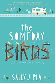 THE SOMEDAY BIRDS by Sally J. Pla