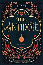 THE ANTIDOTE by Shelley Sackier