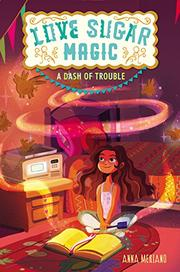 A DASH OF TROUBLE by Anna Meriano