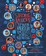 STRONG VOICES by Tonya Bolden