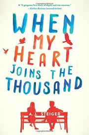 WHEN MY HEART JOINS THE THOUSAND by A.J. Steiger