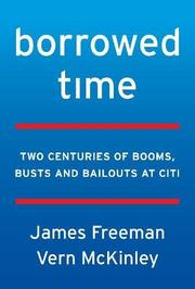 BORROWED TIME by James Freeman