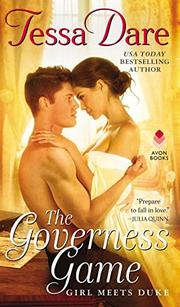 THE GOVERNESS GAME by Tessa Dare