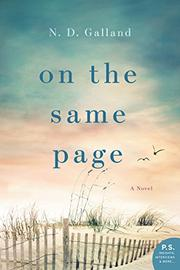 ON THE SAME PAGE by N. D.  Galland