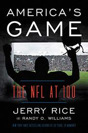 AMERICA'S GAME by Jerry Rice