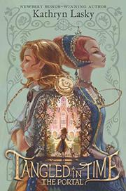 THE PORTAL by Kathryn Lasky