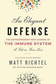 AN ELEGANT DEFENSE by Matt Richtel