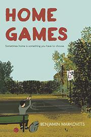 HOME GAMES by Benjamin Markovits