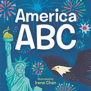 AMERICA ABC BOARD BOOK by Irene Chan
