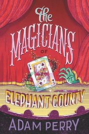 THE MAGICIANS OF ELEPHANT COUNTY by Adam Perry