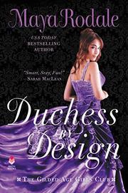 DUCHESS BY DESIGN by Maya Rodale