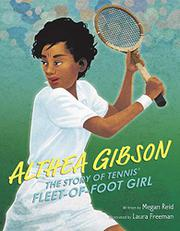 ALTHEA GIBSON by Megan Reid
