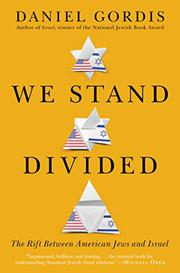 WE STAND DIVIDED by Daniel Gordis