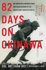 82 DAYS ON OKINAWA by Art Shaw