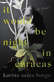 IT WOULD BE NIGHT IN CARACAS by Karina Sainz Borgo